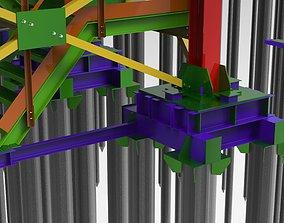 Separation platform 3D