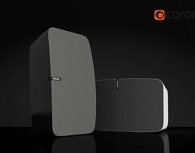 Sonos Play 5 speaker 3D