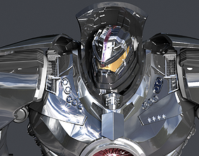 3D model scans Pacific Rim YIFY