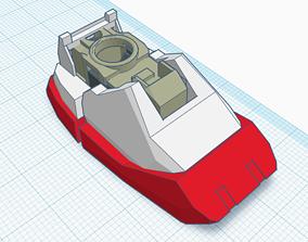 3D printable model MG GUNDAM v1-5 Foot joint and Armor