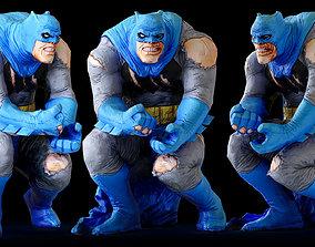 Batman 3d Model Scan game-ready