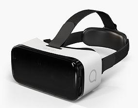 Alcatel VR Goggles 3D asset