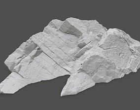3D printable model rock 36