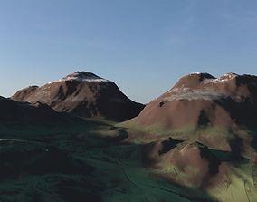 Landscape 01 3D model