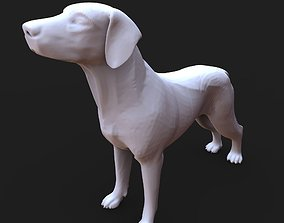 American Foxhound 3D printable model
