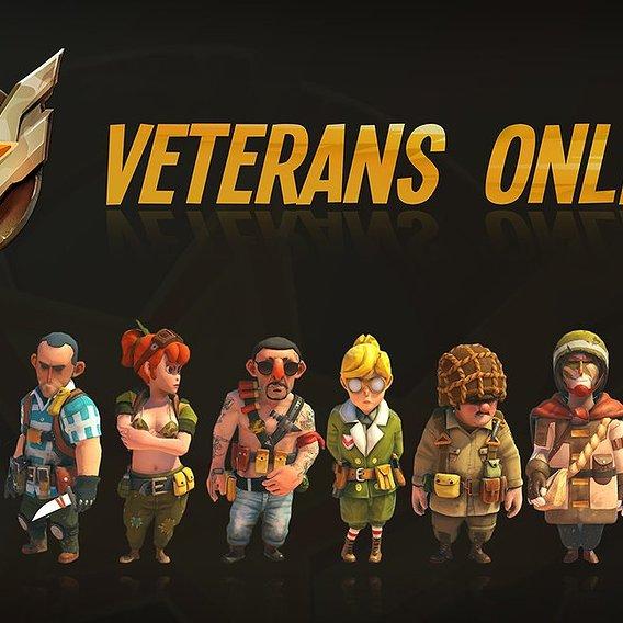 veterans online (the game)