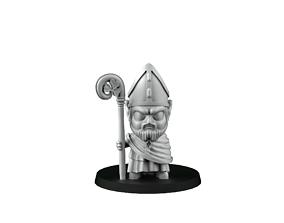 3D print model Staint patrick leprechaun