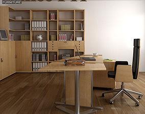 storage 3D model realtime Office Set