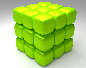realtime 3D Cube