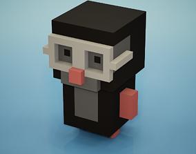 Voxel - Mole 3D asset