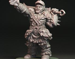 Vladimir Lenin Orc 3D print model