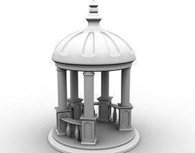 3D printable model Pavilion