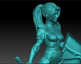 3D model Joan Of Arc