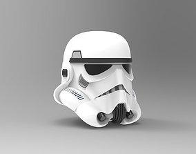 Nurbs Classic Stormtrooper Helmet for 3D Print