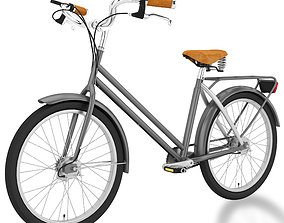 3D london Bicycle