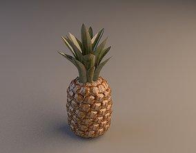 3D print model pineapple