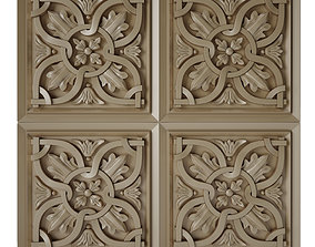 3D model Decorative panel 7