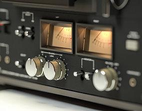 3D model Sony Reel Tape recorder reel