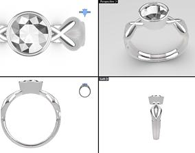 ininity basket ring - very nice 3D print model