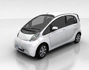 3D asset Mitsubishi - i Miev