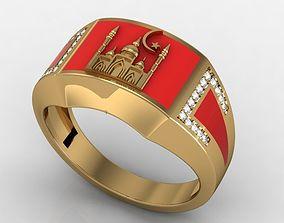 MFS rings 3D print model