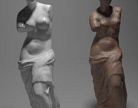 Venus de milo art 3D