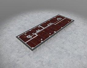 EDDB Technical Building 4 3D asset