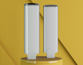 3D model Sensormatic Ultrapost 6