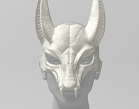 3D print model Anubis inspired Mask