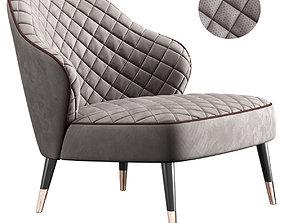 3D model DION armchair