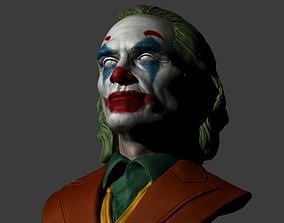 Joker - Joaquin Phoenix Bust 3D print model