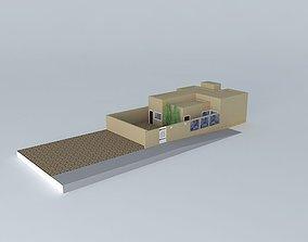 simoneorkut casa house 3D model