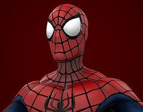 spiderman comic 3D