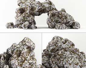 3D model Rock sea