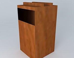 Hive INPA 3D model
