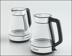 Daewoo Aqua kettle 3D