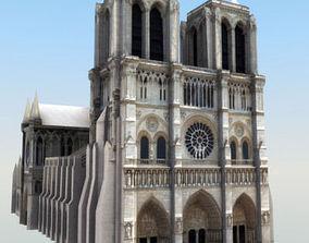 Notre Dame de Paris 3D
