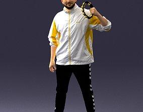 3D model musician