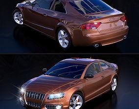 Audi A5 3D standard