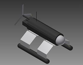 FrankenDrone 3D printable model