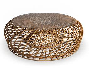 3D Nest Braided Table