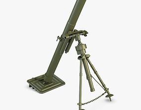 3D Mortar 82mm