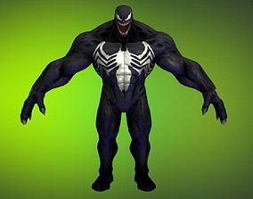 3D Gameready Venom sf - 06 - max fbx obj png