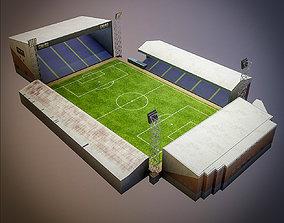 Fir Park Stadium 3D model