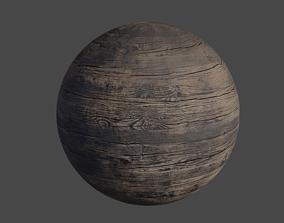 textures Old Wood - PBR 3D model