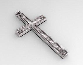 3D printable model print Cross