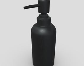 Soap Dispenser 3D model low-poly
