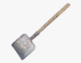 3D asset Little Shovel