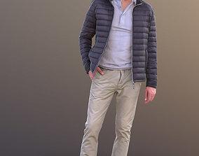 3D asset Lars 10428 - Standing Casual Man