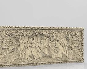 3D print model marble Sculpture